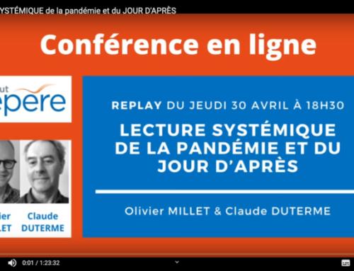 Conférence Lecture systémique de la Pandémie et du jour d'après